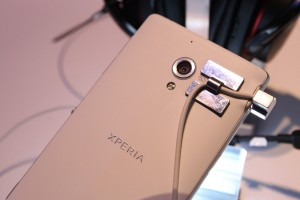 Sony Xperia ZL Rear Facing Camera