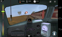 Trainz Driver - Cab view (2)