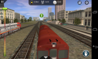 Trainz Driver - Gameplay sample (2)
