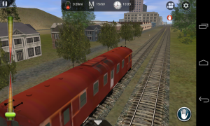 Trainz Driver - Gameplay sample (5)
