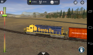 Trainz Driver - Pan around your train for awesome gameplay views