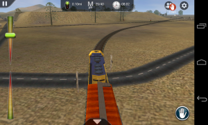 Trainz Driver - Sliders help control your speed