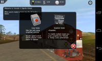 Trainz Driver - Two modes of control, basic and realistic