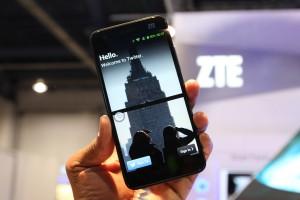 ZTE Grand S in Black