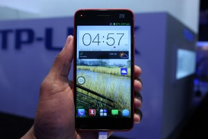 ZTE Grand S in Red