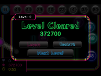 Bin-Glo Level Cleared
