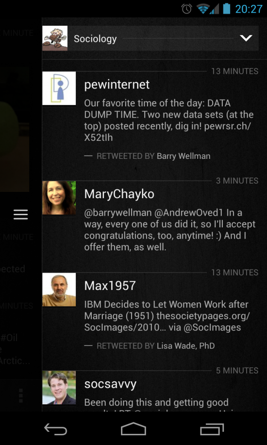 Carbon for Twitter – try the slick new Twitter app on the block