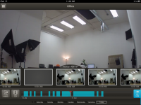 Dropcam for iPad Events