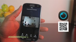 Dropcam on Android Phone