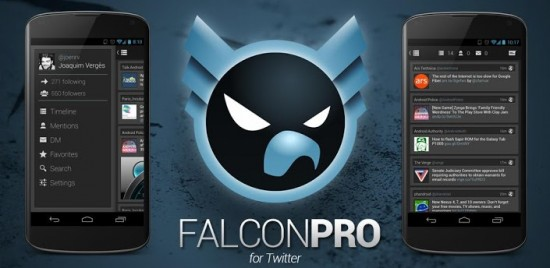Falcon Pro assumes reasonable price in Google Play after Twitter token debacle