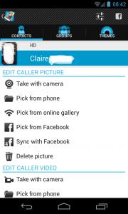 Full Screen Caller ID PRO - Profile