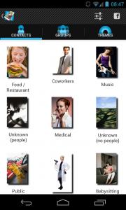 Full Screen Caller ID PRO - Sample images