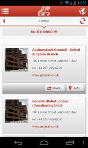 Generali - Locations