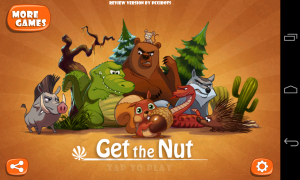Get The Nut - Intro page