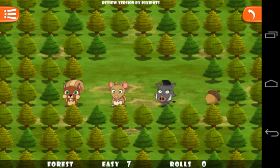 Get the Nut – a cute yet challenging puzzle game to help Squirrely get his acorns back