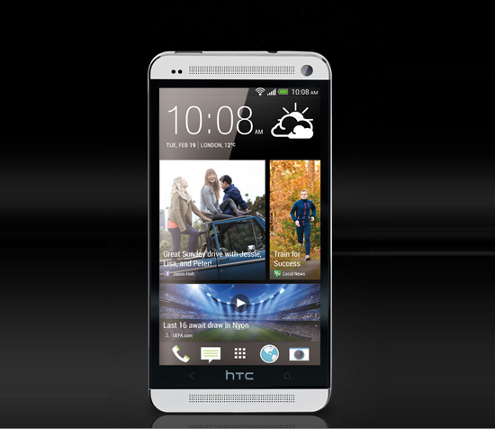 HTC One – HTC's new flagship Android phone