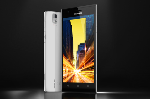 "Huawei touts Ascend P2 ""the World's Fastest 4G LTE Smartphone"""