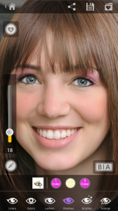 Perfect365 Adjust Eyes