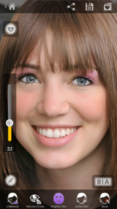 Perfect365 Adjust Skin