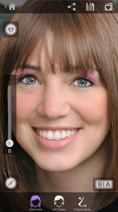 Perfect365 Facelift