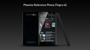 Phoenix Reference Phone Tegra 4i