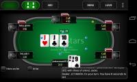 PokerStars.net - Slightly better hand!