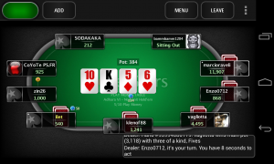 PokerStars.net - This table is full