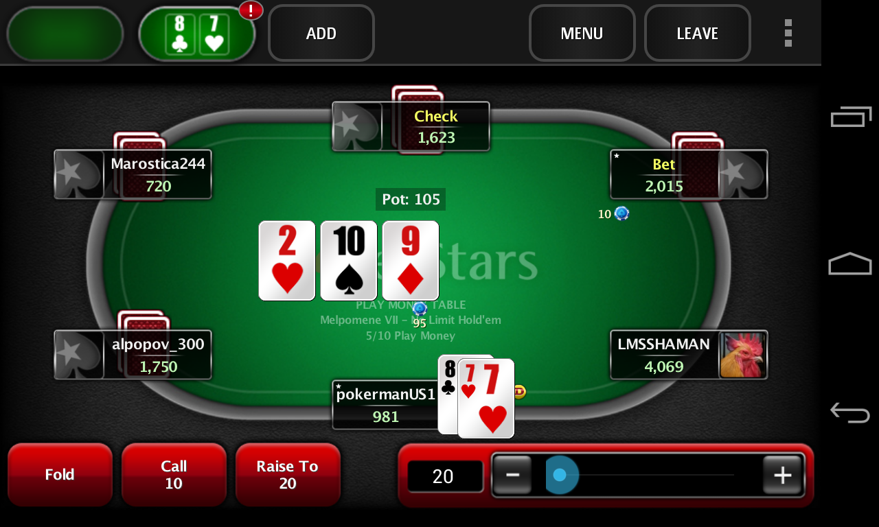Pokerstars, the world 2019s biggest online poker room has selected expense@work from