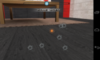 Helidroid Battle: 3D RC Copter - Game over