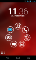 Simple Launcher - Coloured backgrounds (1)