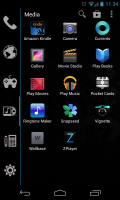 Simple Launcher - Easy to access categories (2)