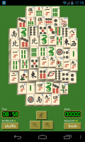 Solitaire Mahjong - Sample gameplay (1)