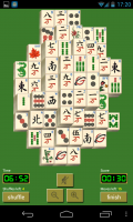 Solitaire Mahjong - Sample gameplay (2)