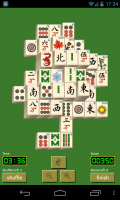 Solitaire Mahjong - Sample gameplay (3)