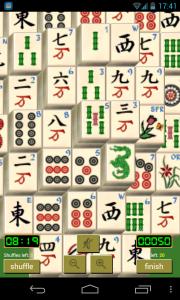 Solitaire Mahjong - Zoom in