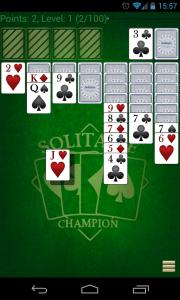 Solitare Champion HD - Gameplay (1)