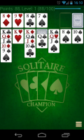 Solitare Champion HD - Gameplay (2)