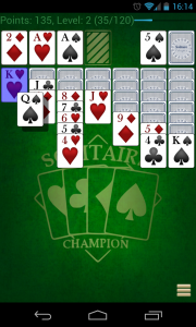 Solitare Champion HD - Gameplay (4)