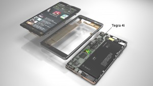 Tegra 4i in Phoenix Reference Phone Teardown