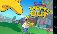 The Simpsons Tapped Out - Loading