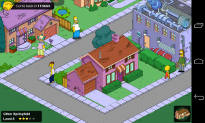 The Simpsons Tapped Out - Other Springfield