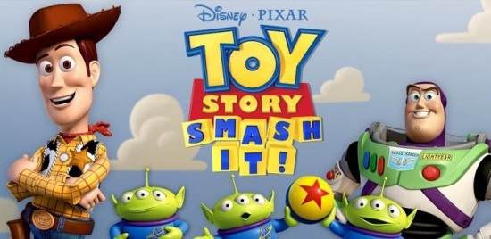 Toy Story: Smash It! 3D physics-based puzzle game available in Google Play