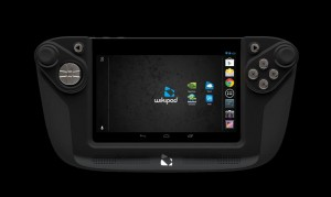 Wikipad 7 inch Gaming Tablet Front View