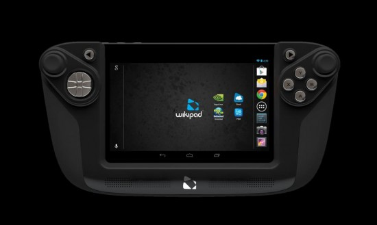 Wikipad 7″ Gaming Tablet with controller powered by Android