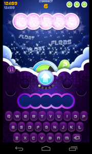Wordsplosion - Gameplay and animation (3)