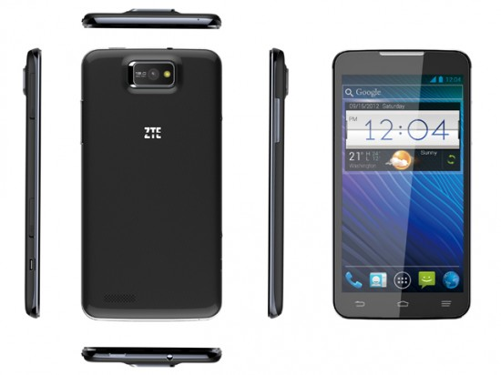 ZTE Grand Memo – yet another Phablet closely mocks Galaxy Note 2