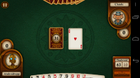 Aces Gin Rummy Gameplay 1