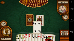 Aces Gin Rummy Gameplay 3