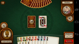 Aces Gin Rummy Gin 2