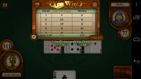 Aces Gin Rummy Winning Game